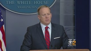 Outrage Grows Over Sean Spicer