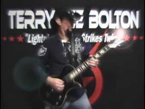 Terry Lee Bolton A Thousand Years Gone Ala Queen, Kiss, Motley Crue, Rush, Thin Lizzy