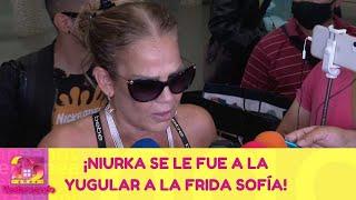 ¡Niurka se le fue a la yugular a Frida Sofía y le dijo de todo! | 19 de abril 2021 | Ventaneando