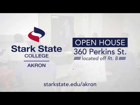 New Stark State College Akron to host open house May 24, 2018