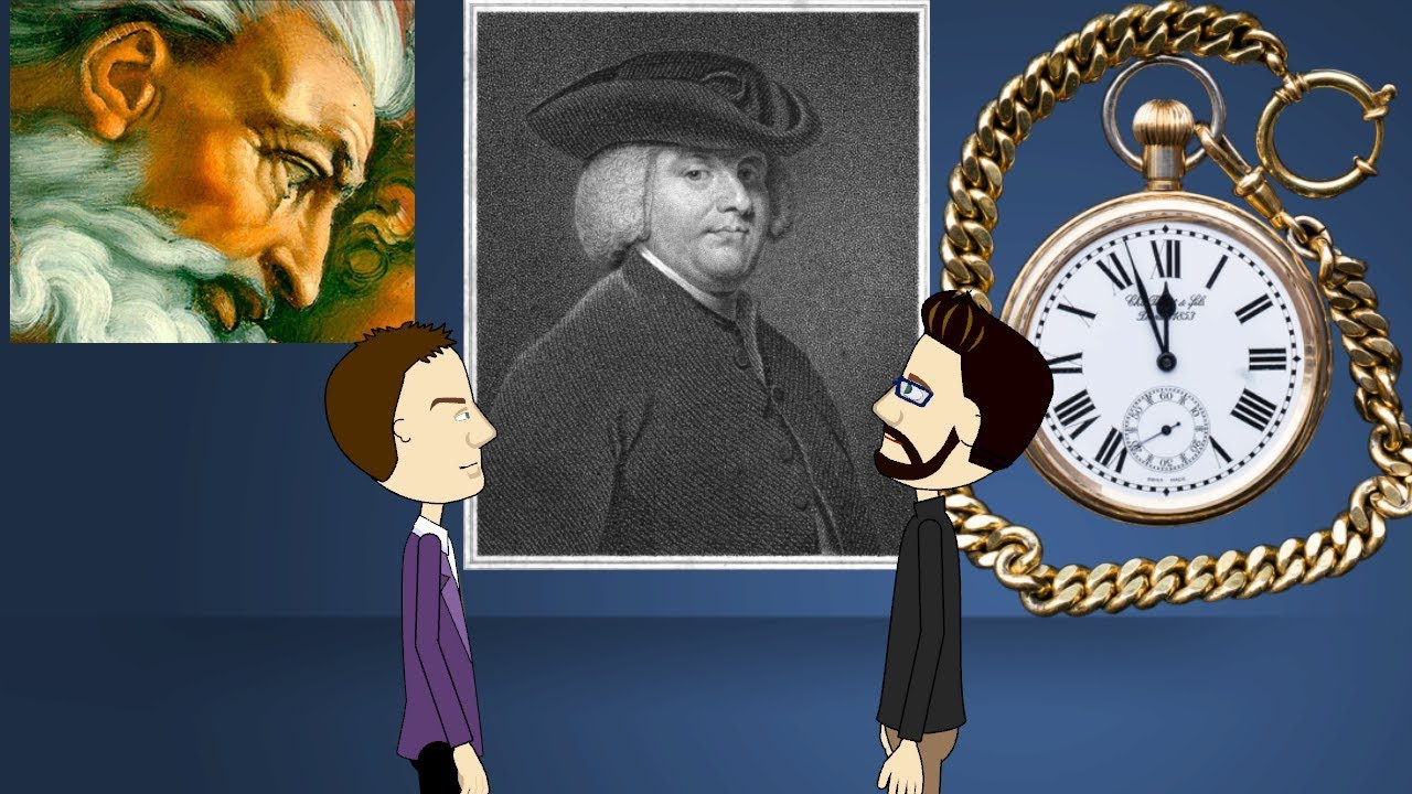 """an analysis of the watchmaker analogy by william paley Everyone knows about william paley's watchmaker argument it's used by all creationists, including the intelligent design boys, whose entire """"theory"""" is built on their amazing ability to detect design embedded above is a video in which that subject is discussed by richard dawkins it's."""