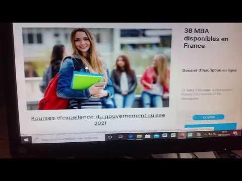 Bourses d'excellence du gouvernement suisse 2021/2022 / 2023 pour étudiants internationaux