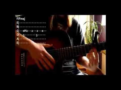how to play safe sound intro taylor swift gitarre. Black Bedroom Furniture Sets. Home Design Ideas