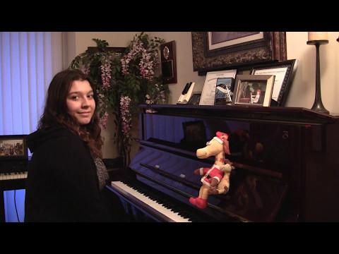 Toys R US theme song - Brielle Perez pianist