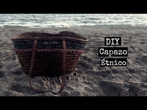 DIY Capazo Étnico | Mónica Beneyto