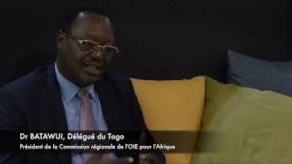 Dr Batawui, Président de la Commission régionale de l'OIE pour l'Afrique