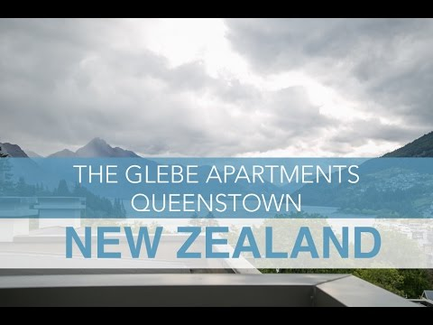 The Glebe Apartments Queenstown, New Zealand