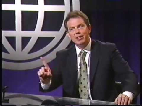 Panorama: The Leader Interviews - Tony Blair (07.04.97)