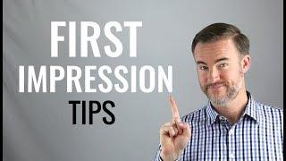 Hoe Maak je een Goede Eerste Indruk