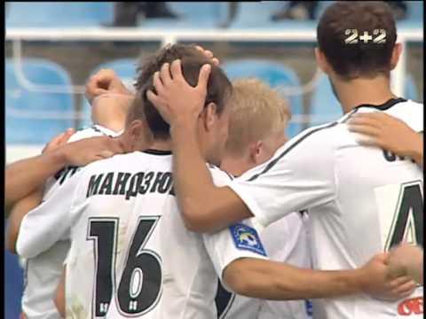 Арсенал - Ильичевец - 0:2. Гол: Алексей Полянский (13')
