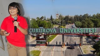 Baran Kadir Tekin Çukurova Üniversitesi Konuşma