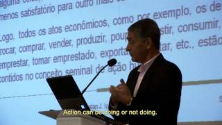 The socialist economic calculation debate and the market process - Ubiratan Iorio - PART 1