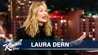 Laura Dern on Thanksgiving, Jurassic Park & Marriage Story