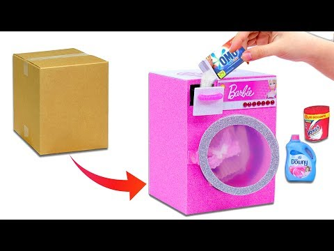 9 DIY Barbie Hacks and Crafts - Making Easy DIYs For Your Barbie Doll House