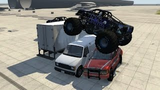 BeamNG.drive - CRD Monster Truck