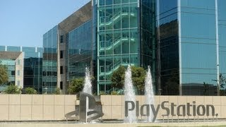 Inside Sony's Massive Silicon Valley Headquarters