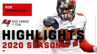 Rob Gronkowski Full Season Highlights | NFL 2020