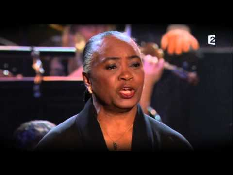 Barbara Hendricks,Habanera de Carmen-Le grand échiquier,l'émission culte(FR2-23.1.2015)