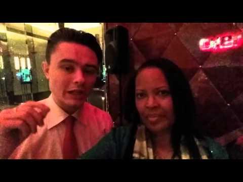 Entrepreneur Interviews at Red Rock in Vegas
