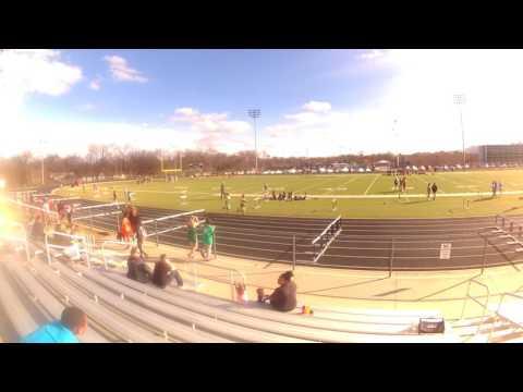 Lake Dallas Middle School Track February 20, 2017