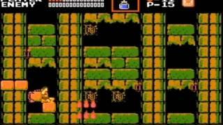Castlevania (NES) - Pontuação e Fases zeradas (NO CHEATS) - Parte 1