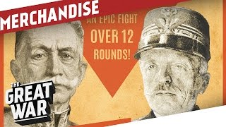 THE RUMBLE ON THE ISONZO! - Merchandise Update I THE GREAT WAR