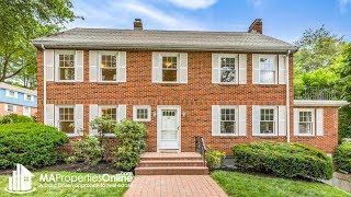 Home for Sale - 82 Arlmont, Arlington