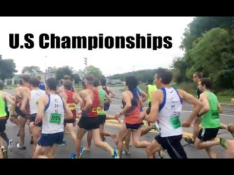 US Masters 5k Championships - Running a Sub 16:00 5k at 48