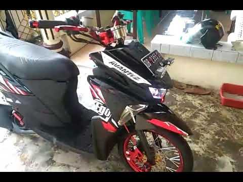 Modif Yamaha ZOUL GT 125