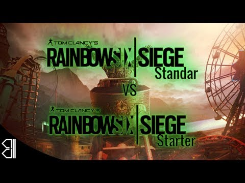 Should You Get Rainbow Six Siege Starter Edition or Standard Edition