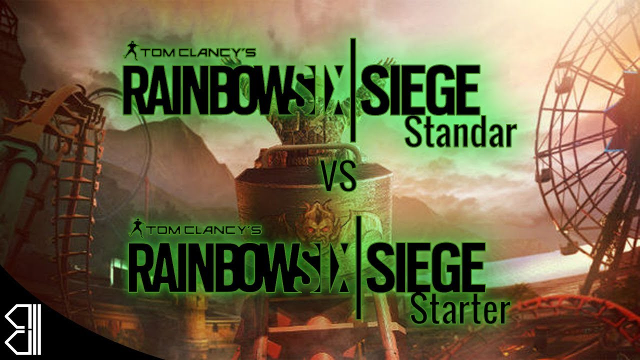 rainbow six standard edition ps4