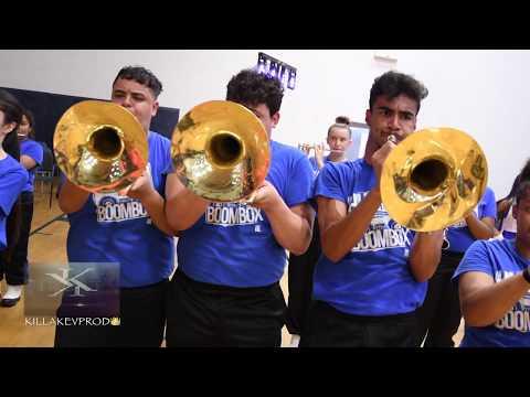 Hunters Lane High School - Kick Your Game - 2018