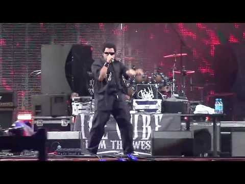 Ice Cube live @ 04-09-2011, M.I.R. Festival, Moscow, Russia