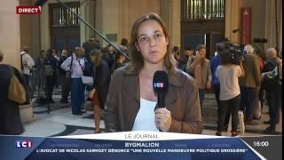 Une journaliste de Lci se fait violemment bousculer