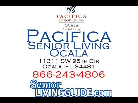 Pacifica Senior Living Ocala 11311 SW 95th Cir Ocala, FL 34481 866 243 4806