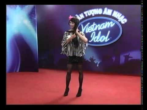 Video Cười vỡ bụng với 1  em  ở VN Idol   Clip Cười vỡ bụng với 1  em  ở VN Idol   Video Zing