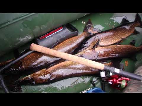 Как мы съездили на рыбалку в Карелию на 3 дня. Осень 2017