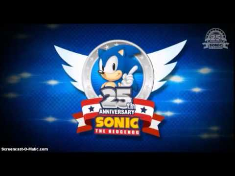 Sonic 25th Anniversary Party music by Hyper Potions