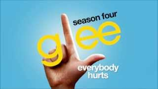 Watch Glee Cast Everybody Hurts video