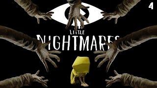 Little Nightmares - Walkthrough Part 3 (GOODBYE ARMS!!)
