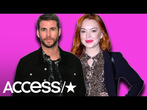 None - Lindsay Lohan Shoots Her Shot With Liam Hemsworth