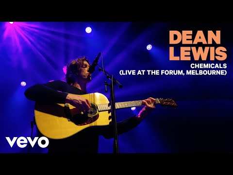 Dean Lewis - Chemicals (Live At The Forum, Melbourne)