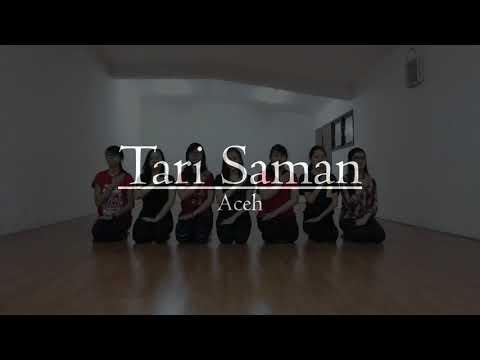 TARI SAMAN (ACEH) - IdenticalDance_Shannia&Friends