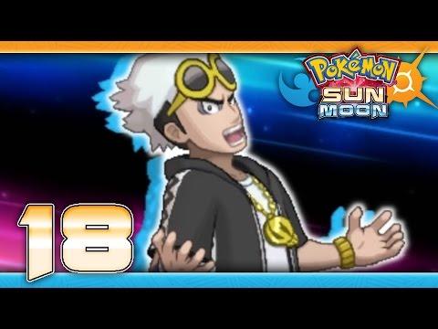 Pokemon Sun and Moon - Part 18 - Team Skull Boss Guzma