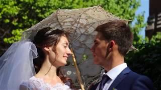 Свадебный клип Ирины и Владимира