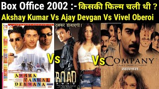 Awara paagal deewana, Company & Road movie Box Office Collection 2002, Final Verdict, Hit ya Flop ?