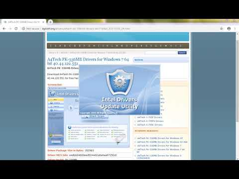 A4Tech PK-336MB Drivers For Windows 7 64 Bit 71.97.564.9795