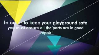 Swing Set Parts And Accessories | Component Playgrounds