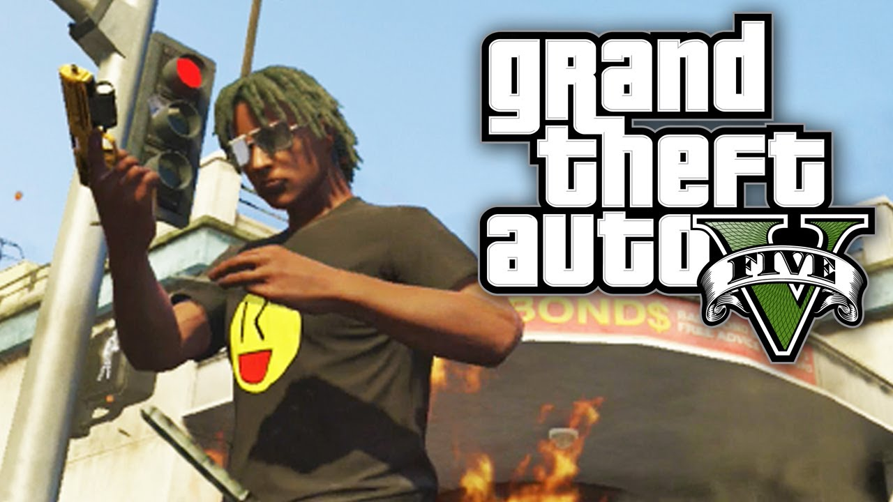 XpertThief - Los Santos (GTA 5 Rap) - YouTube