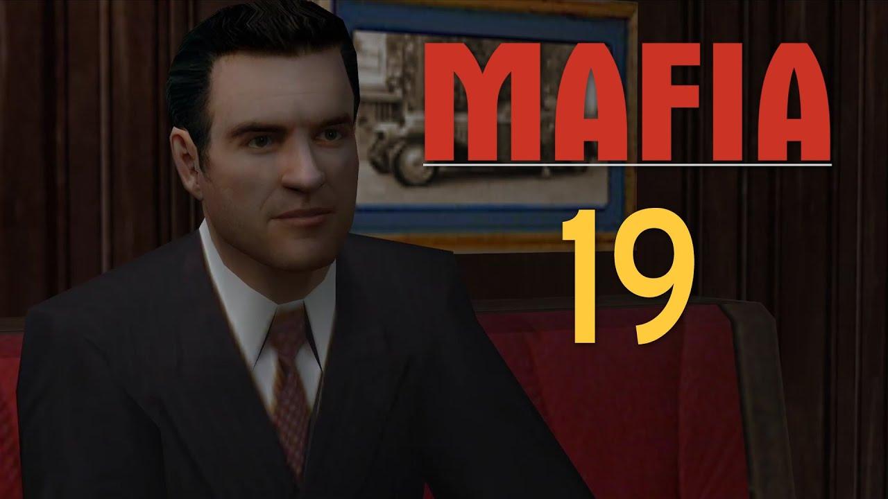 Мафия 1 (Классическая версия) - Прохождение игры на русском - Чисто для разрядки [#19]   PC
